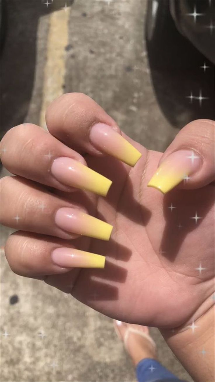 75 The Most Stunning Ombre Acrylic Nails Designs +#acrylic #child #Stunning #bo…