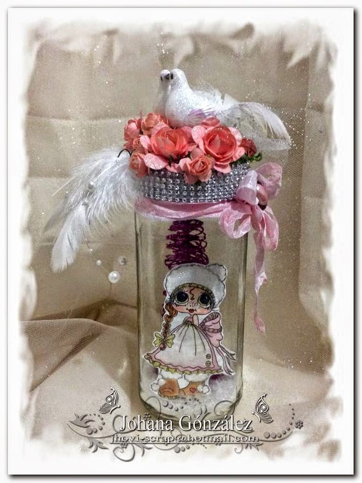 Shabby chic altered