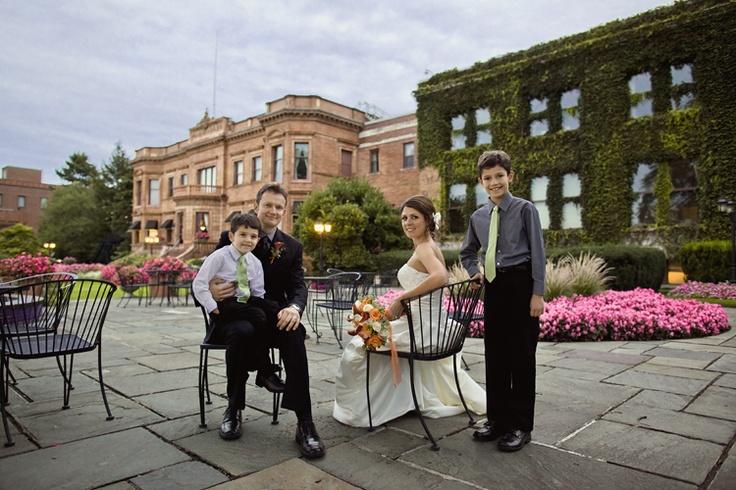 Hiram Walker gardens, Windsor ON  http://weddingshows.com