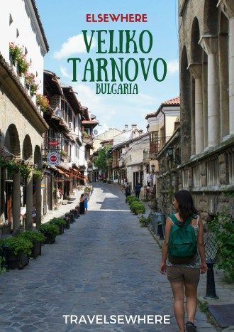Once the royal capital of Bulgaria, Veliko Tarnovo is a monumental city in the heart of Bulgaria, with a gorgeous hillside old town and impressive fortress, via @travelsewhere