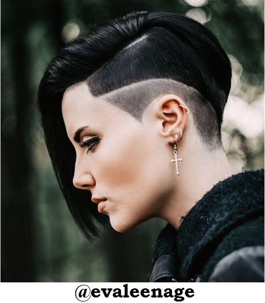Image result for ruby rose hair