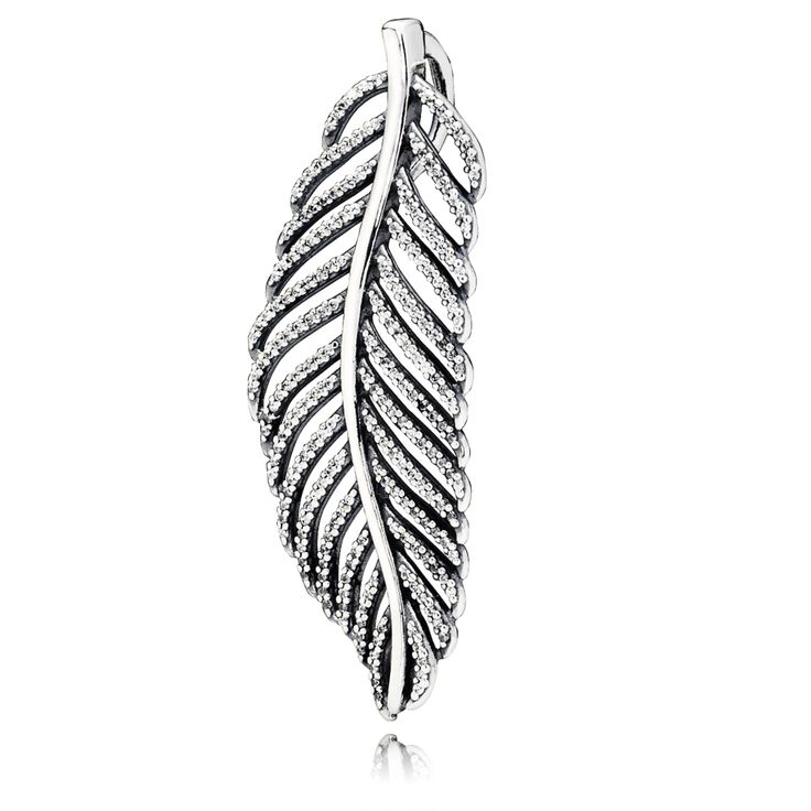 PANDORA | Feather Necklace Pendant