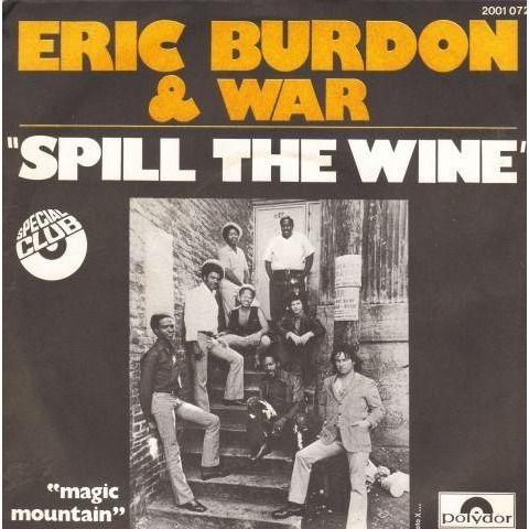 Lyrics to spill the wine