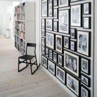 Galleria foto - Come disporre i quadri alle pareti Foto 1