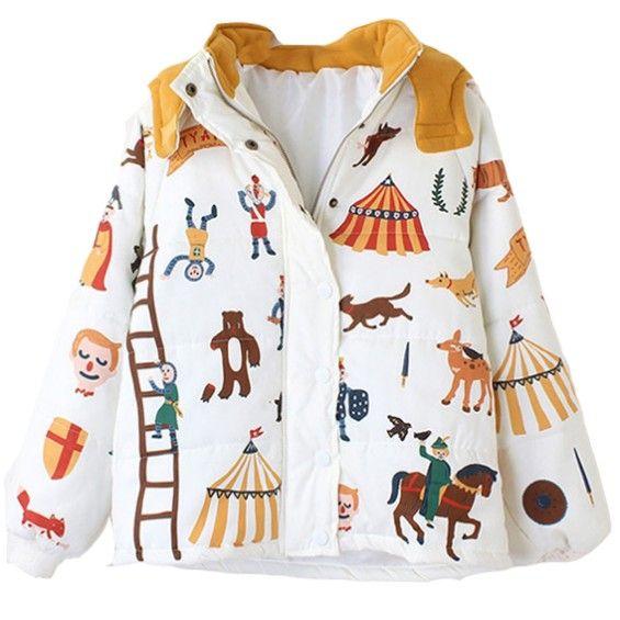 Circus Coat