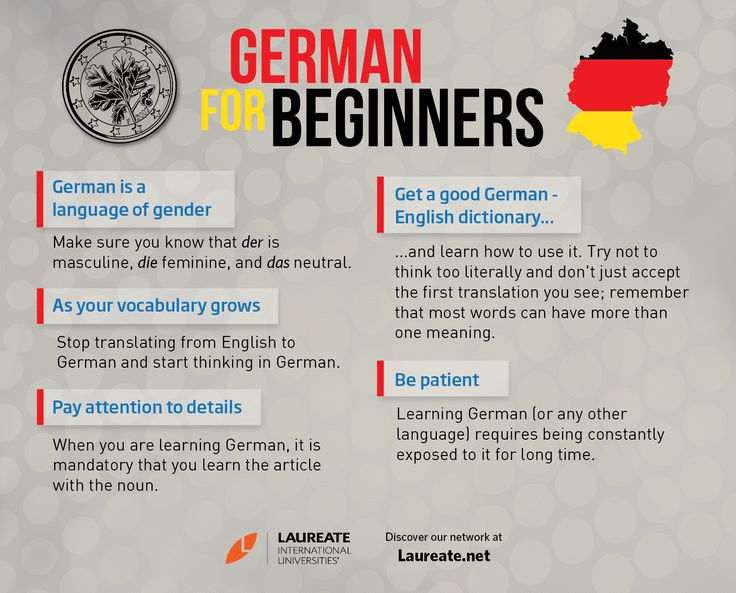 If you are planning on learning German, whether it is por personal interest or you are travelling as an exchange student to BTK Berliner Technische Kunsthochschule or BiTS Iserlohn, these are some tips you should have in mind. #Education #Travel