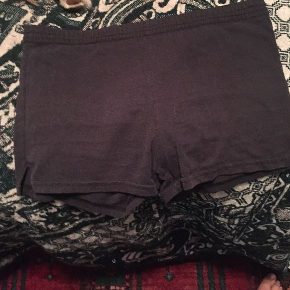 Black Soffee Shorts These are a pair of Black Soffee Shorts. They are a size Small. Soffe Shorts