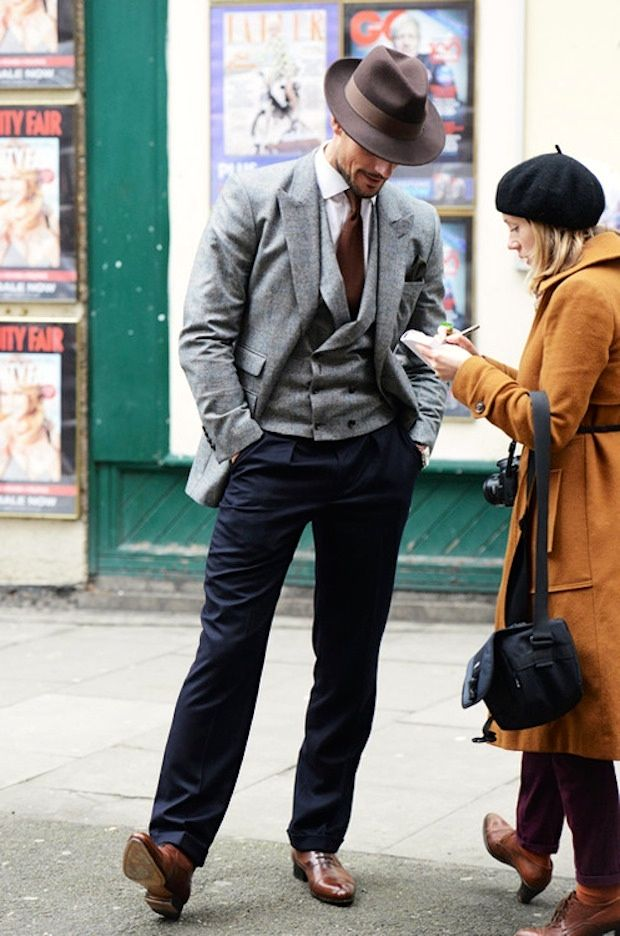 Manners hoed terug in je dagelijkse outfit 14