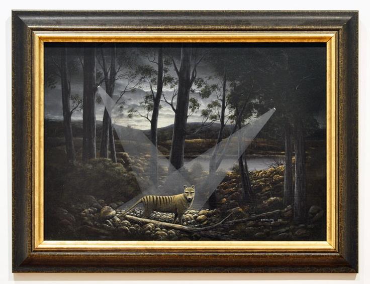 Tasmanian artist Michael McWilliams