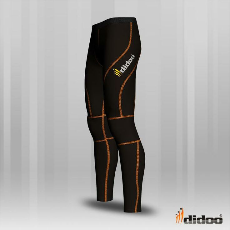 Ideal as a base layer or for training, Didoo Pants are a tight fit compression garment. All Season Compression Baselayer which keeps you cool when its hot and keeps you hot when its cool. The light and tight compression fit is built to move with you for zero distractions, while the breathable, low profile design fits cleanly under a uniform. Flat lock stitching - eliminates thick seams, for greater comfort against the skin
