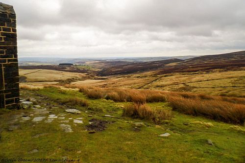 Colin Green Photography: Top Withens. Emily Bronte's Inspiration.