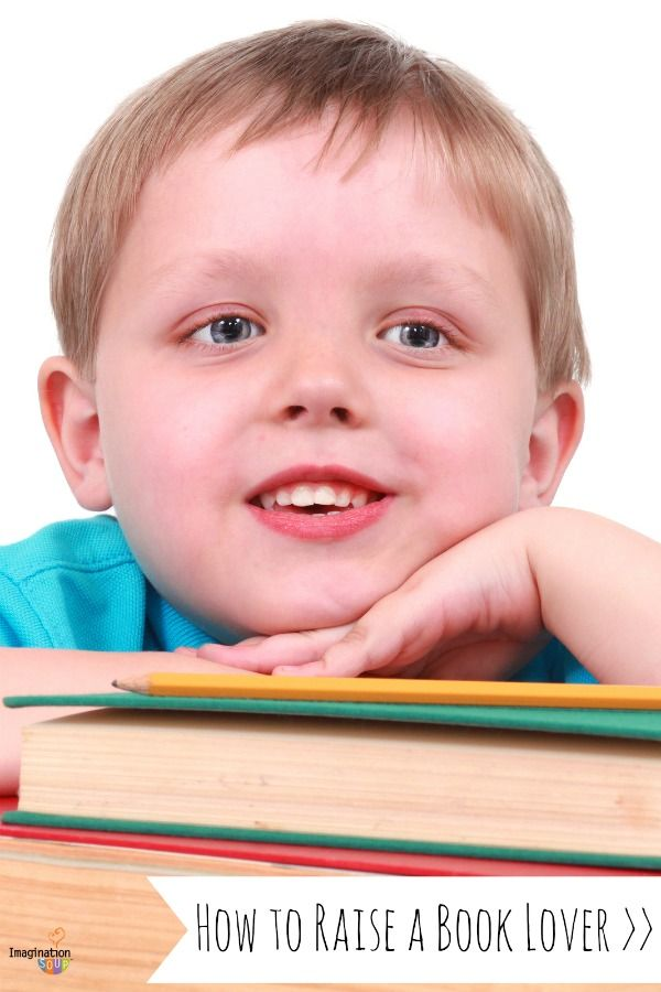 tips to raise a reader, an author's perspective