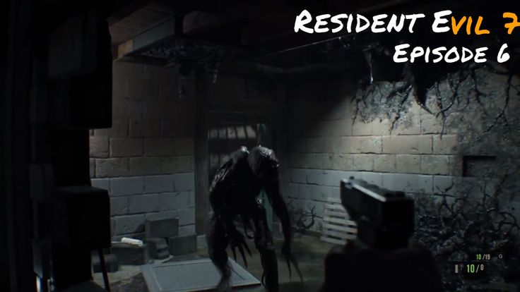 Resident Evil 7 | I SUCK AT AIMING... i blame the game! | Episode 6
