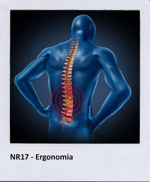 Esta NR visa a estabelecer parâmetros que permitam a adaptação das condições de trabalho às características psicofisiológicas dos trabalhadores, de modo a proporcionar um máximo de conforto, segurança e desempenho eficiente.