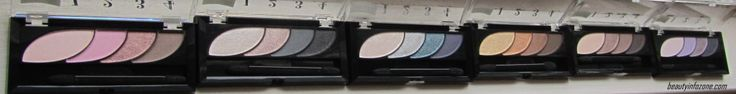 CoverGirl Eyeshadow Quads #beautyinfozone