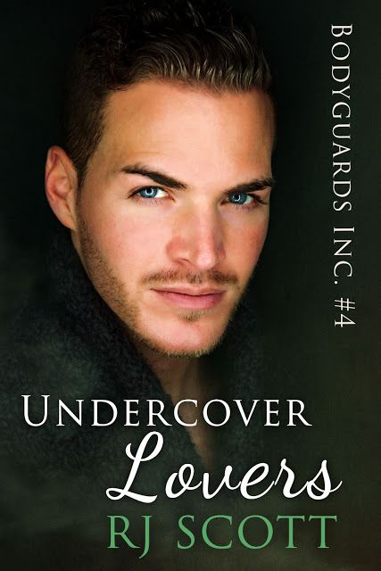 Check out book 4 in the M/M romantic mystery Bodyguards, Inc series: Undercover Lovers by RJ Scott & there's still 6 days left in a great Giveaway                           http://padmeslibrary.blogspot.com/2016/04/undercover-lovers-by-rj-scott.html