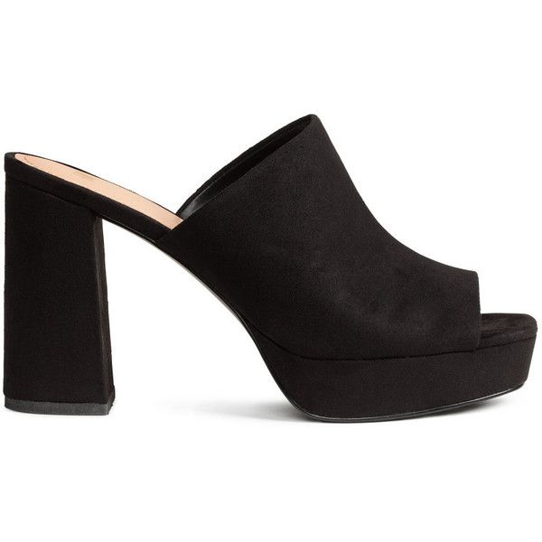 25 best ideas about platform mules on zapatos