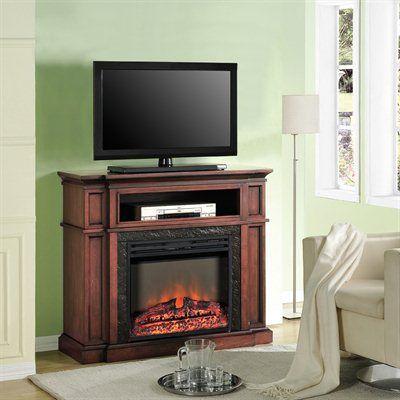 Muskoka MTVS2353SMG Madigan Electric Fireplace Media ...