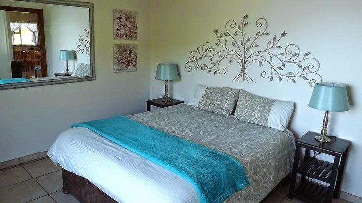 Cottage No 1 Main Bedroom