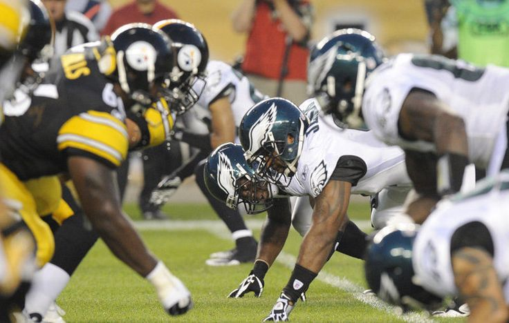 Eagles vs Steelers Live Stream