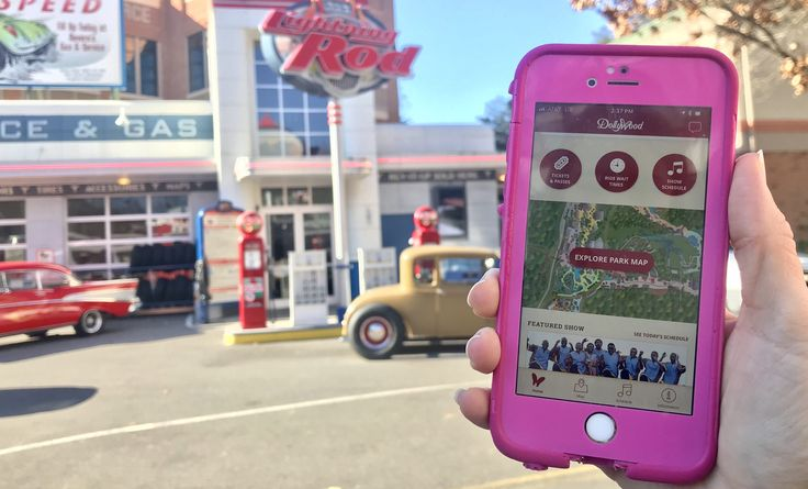 Dollywood's new mobile app has changed the way I experience the park — I consider it my own personal tour guide and trip planner.        After using the app during my recent visits to the park, I've found these five features to be some of my favorites:    1. Live Ride
