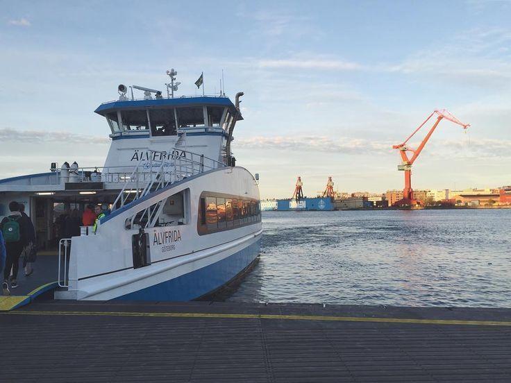 Morning commute #thisisgbg #Gothenburg #gbgftw #Go…