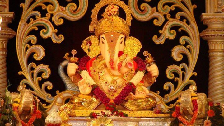 #HappyGaneshChaturthi - TemplePurohit.com  Ganesh Chaturthi Puja Time:  Madhyahna Ganesha Puja Time = 11:04 to 13:34 Duration = 2 Hours 29 Mins  On 4th Time to Avoid Moon Sighting = 18:54 to 20:30 Duration = 1 Hour 35 Mins  On 5th Time to Avoid Moon Sighting = 09:17 to 21:04 Duration = 11 Hours 47 Mins  Chaturthi Tithi Begins = 18:54 on 4/Sep/2016 Chaturthi Tithi Ends = 21:09 on 5/Sep/2016  Ganesh Chaturthi is celebrated as birth anniversary of Lord Ganesh. On Ganesh Chaturthi Lord Ganesh is…