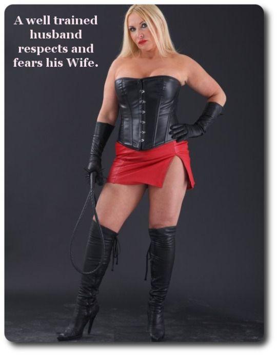 Female rule femdom