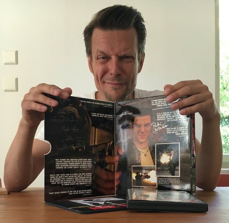 Max Payne is 41 today