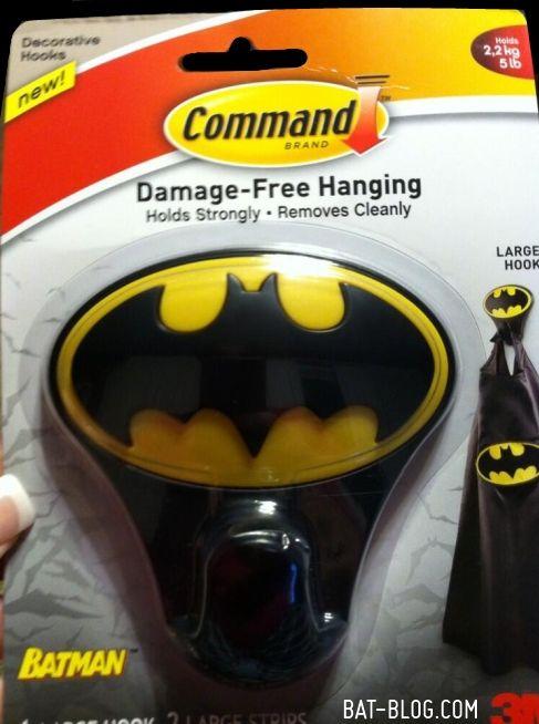 Batman Command Clip. BAT - BLOG : BATMAN TOYS and COLLECTIBLES