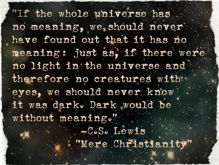 C.S.Lewis quotes
