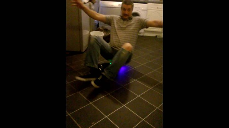 Best Hoverboard FAIL