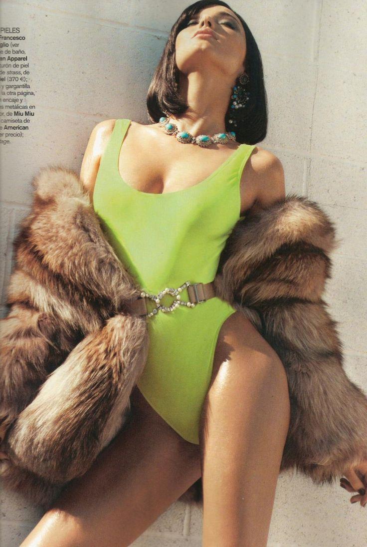 Miranda Kerr | Vogue Spain September 2010