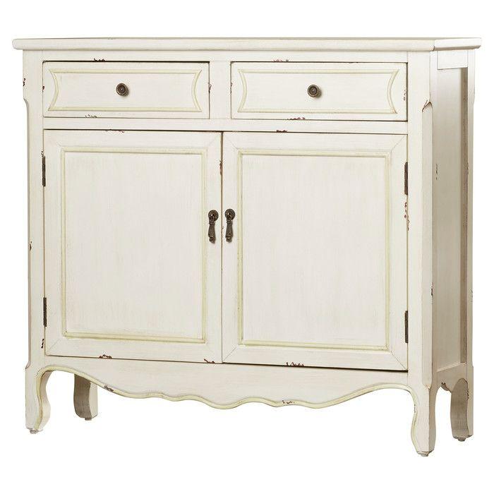 Lark Manor Balisier 2 Drawer Cabinet & Reviews | Birch Lane