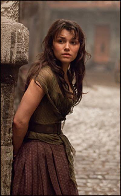 """Eponine from """"Les Misérables"""""""