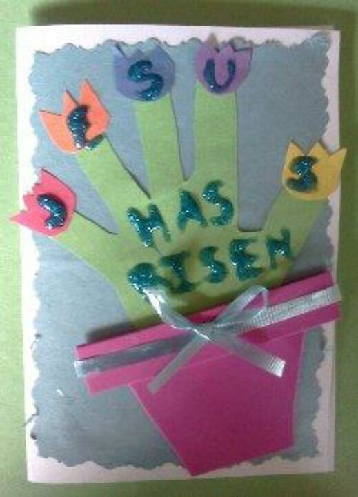 Kid Easter craft