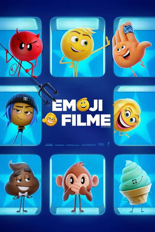 The Emoji Movie 【 FuII • Movie • Streaming