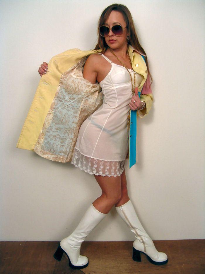 foto de 1000+ images about slips on Pinterest Lady jane White