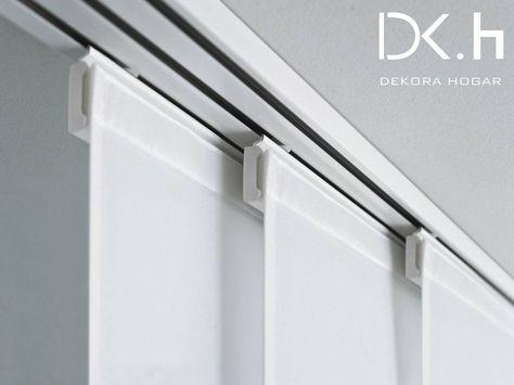 Una Excelente Opcion para ventanales Grandes es el Panel Japones