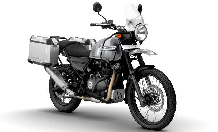 Royal Enfield Himalayan Sleet Launched in India at INR 2.12 lakh