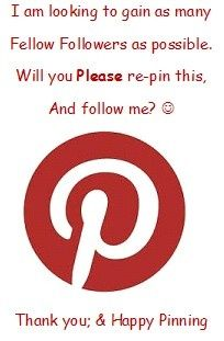 Pin this pin to your board and follow me and i might follow back... ;)