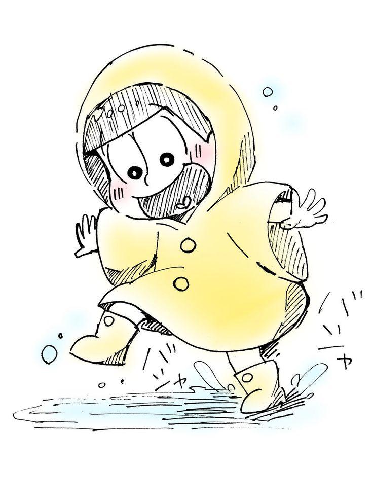 おそ松さん Osomatsu-san カッパ十四松
