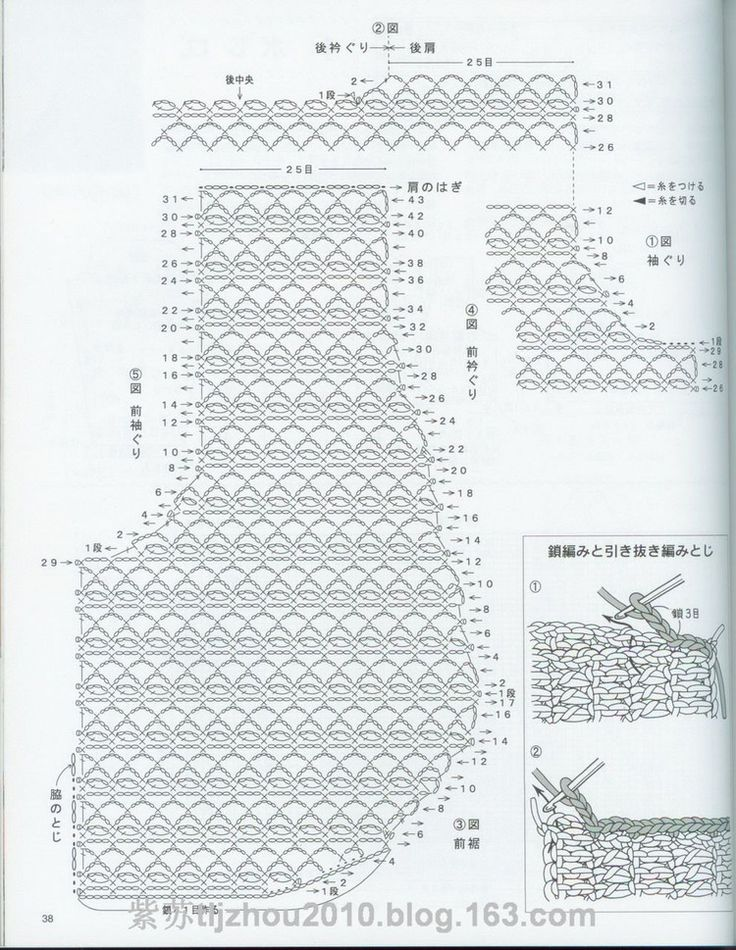 [Japanese] no.2752 --- hand-knitted winter clothes (2) - Basil - Basil's blog