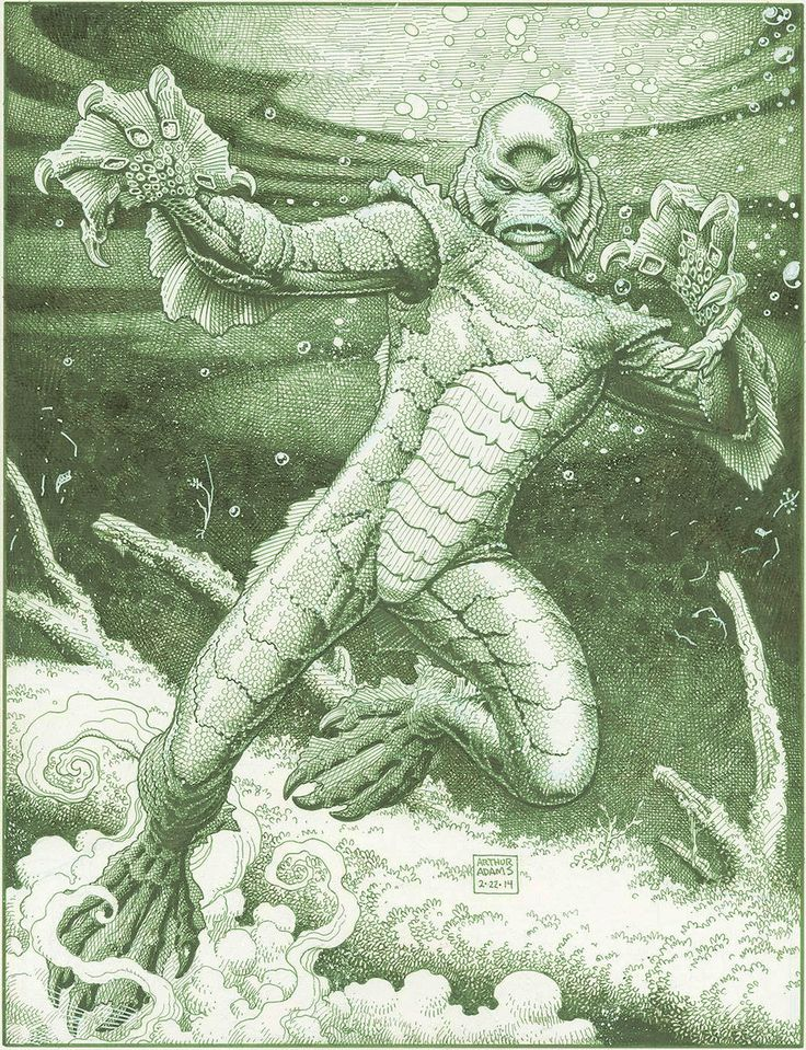 358 best images about The Creature From The Black Lagoon on ...