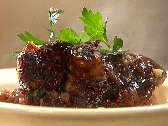 Lamb Shank Stew with Russet Potato Top Recipe : Tyler Florence : Food Network - FoodNetwork.com