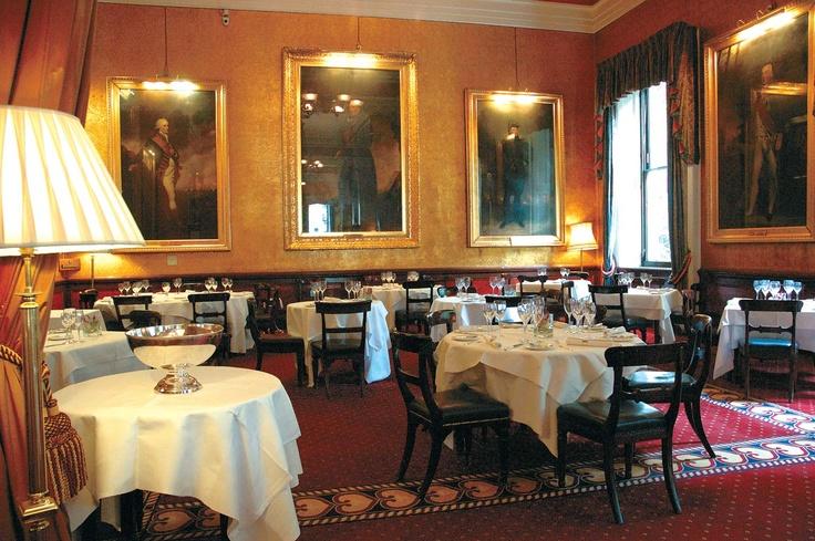 116 Pall Mall Restaurant