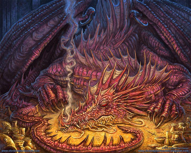 дракон клад картинки олег является руководителем