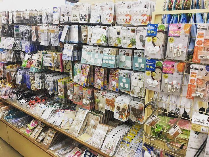 "Seria 100-yen shop#100均 #100円ショップ #100yenshop #seria #100円ショップセリア #フック #diy…"" | Photo wall. Decor. Wall"