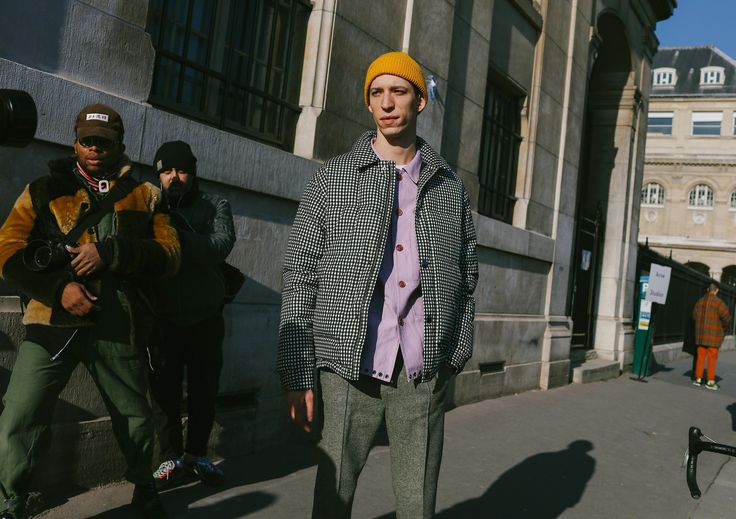 5 Street Style Tricks to Steal From the Guys at Paris Men's Fashion Week