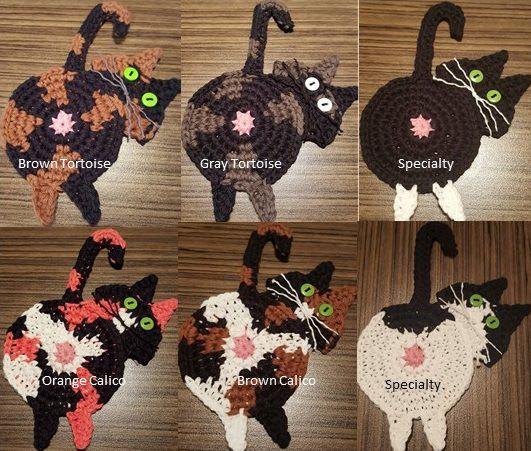 17 beste afbeeldingen over Free Crochet Hot Pads/Coasters ...